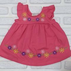 Платье детское р-ры: 6-36 месяцев, к-во: 5 шт /уп,