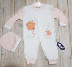 Одежда для новорожденных от 3 мес до 9 мес 3 шт в