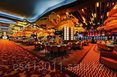 Ковролин для ресторанов, кафе, казино