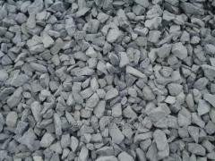 Песок из отсева горных пород 2 класса, фракции 0-5