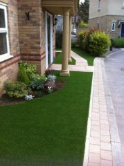 Lawns for sports grounds