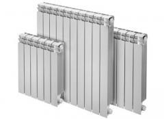 Radiators aluminum
