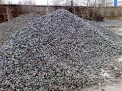 Crushed stone in Atyrau. Crushed stone of fraction