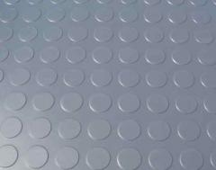 Linoleum rubber