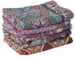 Covered, covered jacquard
