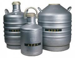 Азот жидкий, ГОСТ  9293-74