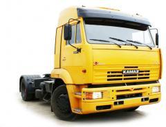 Седельные тягачи КАМАЗ-5460, Автомобили седельные