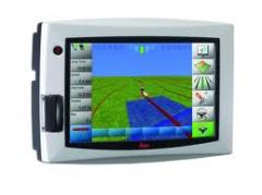 GPS navigators for agricultural machinery