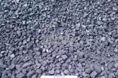 Coal for solid propellant coppers of B3, D, To,