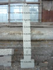Columns index concrete, Zamerny index columns,