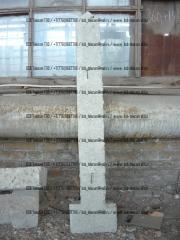 Postes indicadores de hormigón