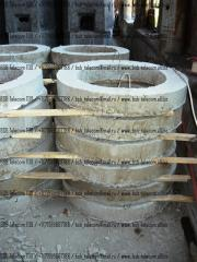 Hatches for wells, reinforced concrete hatches,