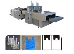 Машина для изготовления пакетов, Rfqj-600/800 /