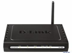 Сетевое оборудование DSL-2600U/BRU/CS