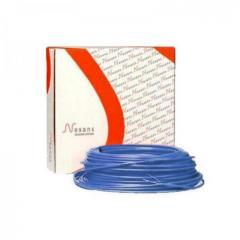 Комплекты одножильного нагревательного кабеля с алюминиевым экраном, 28 Вт/м