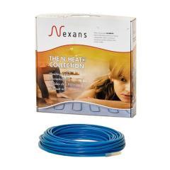 Комплекты одножильного нагревательного кабеля с алюминиевым экраном, 17 Вт/м