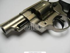 Револьверы газовые