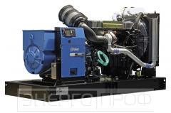 Diesel SDMO generators from 220 to 630 kVA