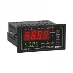 Контроллер-монитор сети КМС-Ф1.Щ2.РРР с RS-485 (с