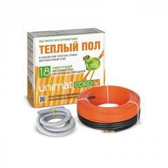 Комплект теплого пола Unimat CORD 18W-120