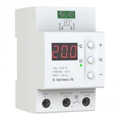 Терморегулятор для электрических котлов Terneo rk 20