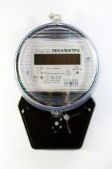 Однофазные счетчики электроэнергии