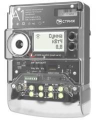 «Умный» электросчетчик «A1» с модемом «СТРИЖ»