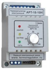 Терморегулятор АРТ-18-10Н с датчиком KTY-81-110 2 кВт DIN