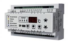 Блок управления системой отопления ТР-100