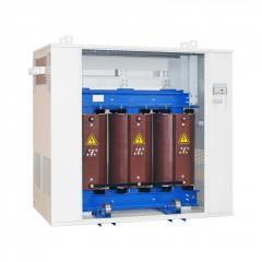 Трансформатор трехфазный с литой изоляцией ТЛС-10