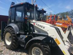 TEREX TLB 815-RM excavator loader