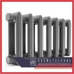 Radiadores de calefacción MS-90 de hierro / 500 (NTP-150 Watt) durante 7 secciones