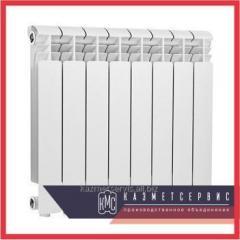 La calefacción del radiador bimetálico FORZA Base BM 100/200 (STP 135-W)