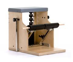 Комбинированный стул без спинки Balanced Body Combo Chair.