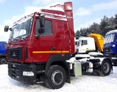 Седельный тягач МАЗ-544028
