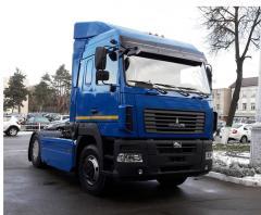 Седельный тягач МАЗ-5440Y8 газовый (метан)