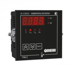 Измеритель-регулятор микропроцессорный ТРМ12-Щ11.У.Р