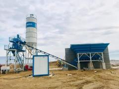Компактный бетонный завод Promax C60 SNG PLUS