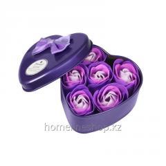 Ароматизированное мыло для ванны Розы с...