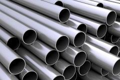 Труба стальная электросварная 57 мм, толщина 3,5