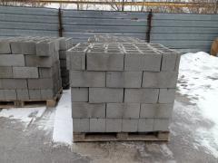 Сплитерные блоки гладкие