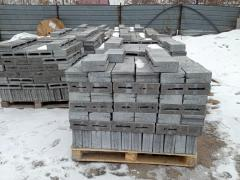 Блоки бетонные перегородочные