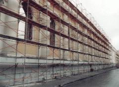Леса строительные в Алматы продажа и в аренду