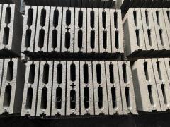 Блоки сплитерные гладкие