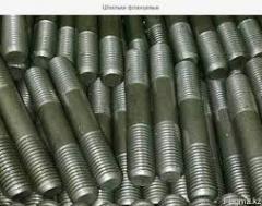 Шпильки металлические из высокопрочной стали