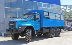 Автобус вахтовый Урал NEXT 32551-5013-71Е5, 20