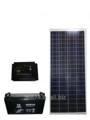Солнечная электростанция 0,5 КВт