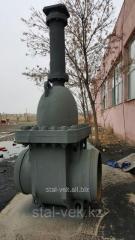 Задвижка стальная электроприводная 720 RU 80