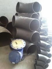 Отводы стальные бесшовные 108 Ру16
