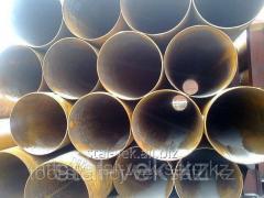 Труба стальная водогазопроводная (ВГП) 530*12 ГОСТ 10704, 10705